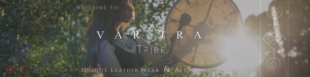 Vartra Tribe accessories shop banner