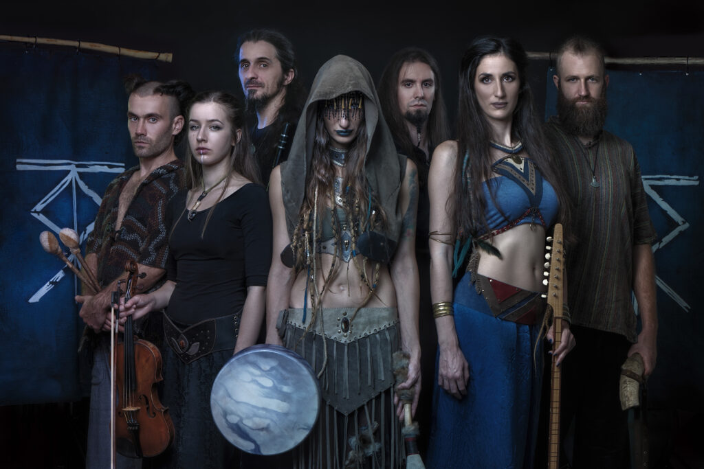 Vartra band official photo