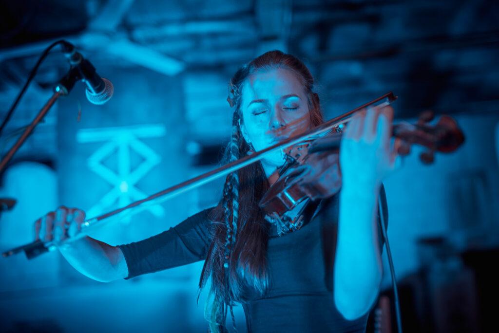 Ana Katic at Dorcol Platz 2020